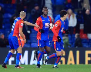 Crystal Palace 0-1 Everton: Match Report