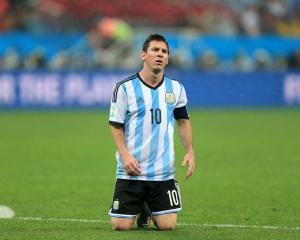 Tardelli double sinks Argentina