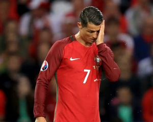 Night to forget for Cristiano Ronaldo and Portugal as Austria get the point