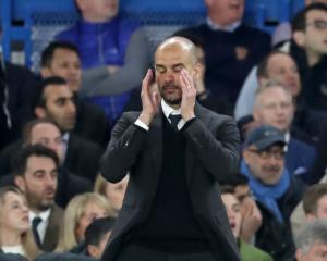 Pep Guardiola: Man City have made progress despite failings