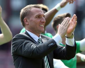 Title-winning boss Brendan Rodgers: No better place to be right now than Celtic