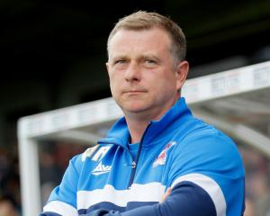 Scunthorpe sack manager Mark Robins and assistant David Kelly