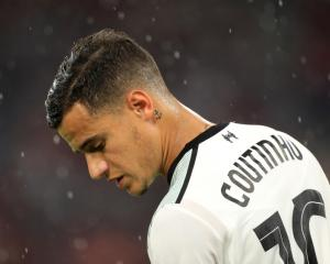 Reports that Coutinho hands in transfer request are 'not true', say Liverpool