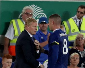 Ross Barkley's omission should be a wake up call - Everton boss Ronald Koeman