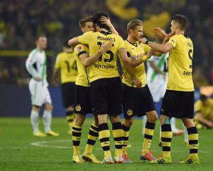 Dortmund out to bounce back in Bundesliga