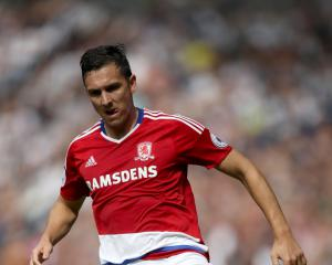Stewart Downing told he can leave Middlesbrough on loan
