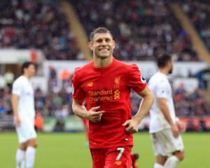 James Milner rules out reversing decision to quit England despite fine Reds form