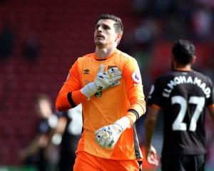 Goalkeeper Eldin Jakupovic is the hero for Hull as they claim vital point