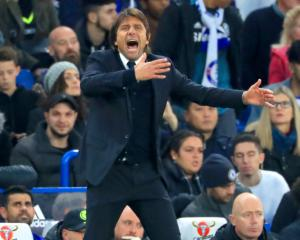 All-action Antonio Conte trying to look after his health
