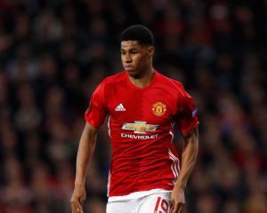 Jose Mourinho: No reason for Marcus Rashford to 'drop' into England Under-21s