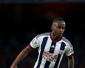 Stoke making moves to sign West Brom striker Saido Berahino