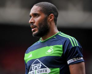 Ashley Williams on Everton's radar