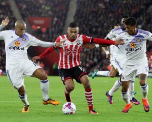 Saints to run late check on Sofiane Boufal