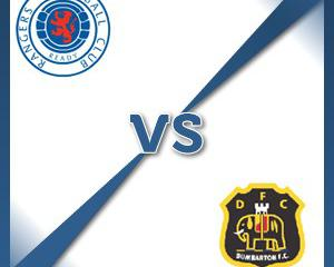 Rangers V Dumbarton at Ibrox Stadium : Match Preview
