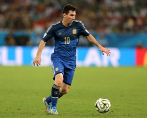 Messi to miss World Cup final rematch