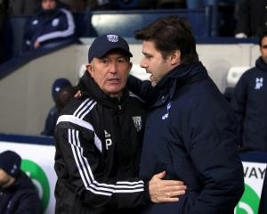 Tottenham Hotspur V West Brom at White Hart Lane : Match Preview