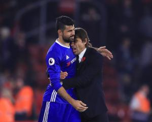 Chelsea boss Antonio Conte convinced Diego Costa will come good in front of goal