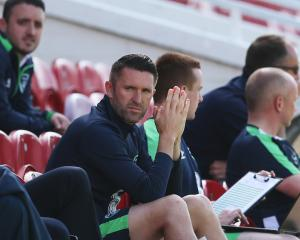 Robbie Keane's Euro 2016 hopes in doubt after calf injury