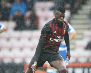 Watford sign AC Milan forward M'Baye Niang on loan for the rest of the season