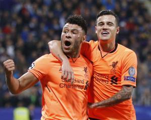 Alex Oxlade-Chamberlain ready to seize Liverpool chance