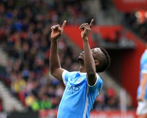 Striker Kelechi Iheanacho signs two-year contract extension at Manchester City