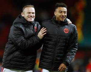Jesse Lingard: I learned something from Wayne Rooney every day