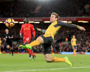 Arsenal in need of big improvement, says Monreal