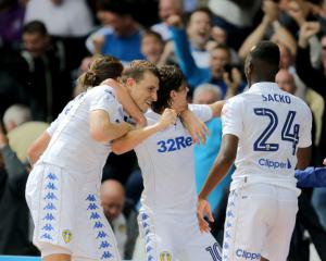Leeds sink Sheffield Wednesday at Hillsborough