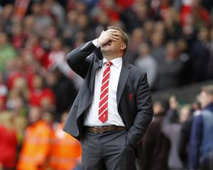 Liverpool V Aston Villa at Anfield: LIVE