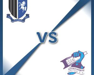 Gillingham V Scunthorpe at MEMS Priestfield Stadium : Match Preview