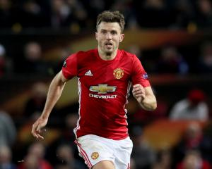My days as a Manchester United player may soon be up, admits Carrick
