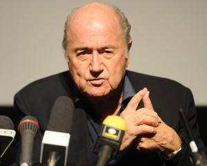 Blatter: Russia will be great hosts