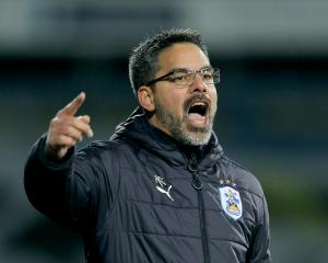 Huddersfield boss David Wagner 'hungry' for FA Cup shock against Manchester City