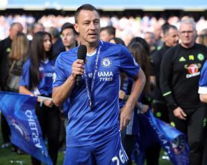 John Terry reveals dream of managing