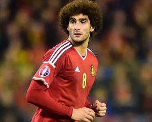 Fellaini a doubt for Belgium