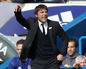 Title race just got interesting again, admits Chelsea boss Conte