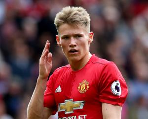 Scott McTominay keen to impress Jose Mourinho during Manchester United's LA trip
