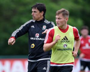 George Williams drops down to Wales Under-21 squad