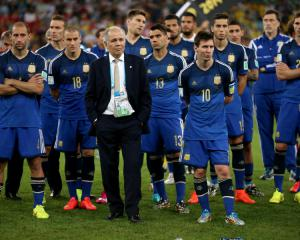 How Sabella and Higuain denied Messi a World Cup