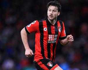 Bournemouth congratulate Harry Arter on becoming a dad