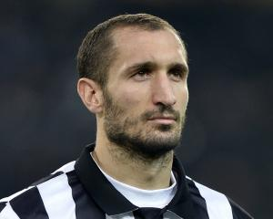 Chiellini ruled out of final
