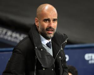 Pep Guardiola warns Manchester City there is no margin for error