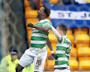 Moussa Dembele had no intention of leaving Celtic in January