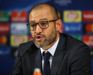 Wolves confirm Nuno Espirito Santo as new boss