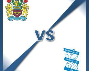 Burnley V Birmingham at Turf Moor : Match Preview