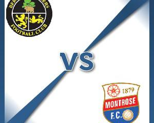 Berwick V Montrose at Shielfield Park : Match Preview