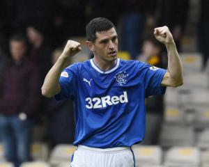 Graham Dorrans reflects on dream debut for Rangers