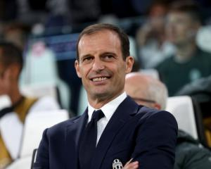 Allegri has eyes firmly on Champions League trophy after Juventus beat Monaco