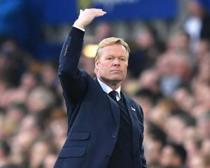 Plenty for Ronald Koeman to be happy about after European win