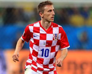 Luka Modric missing for Croatia's clash in Malta